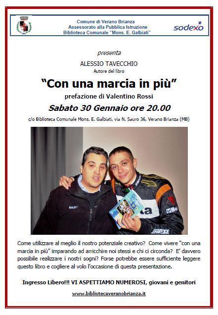 Presentazione Libro A. Tavecchio