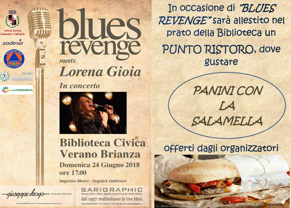 "CONCERTO ""BLUES REVENGE"""