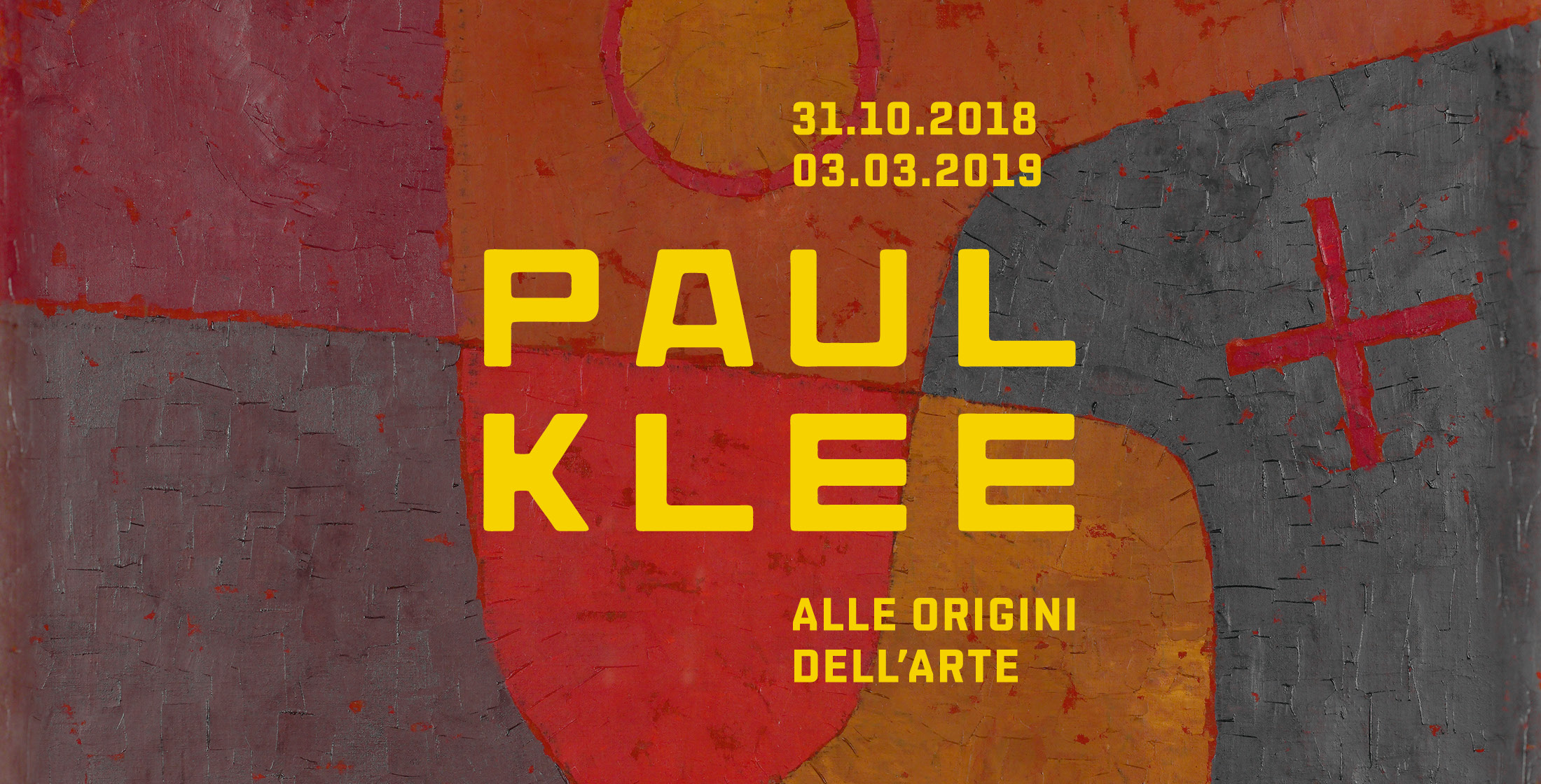 PAUL KLEE – ALLE ORIGINI DELL'ARTE