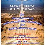 CORTILI VERTICALI – ALTA' FEDELTA' ON THE ROAD