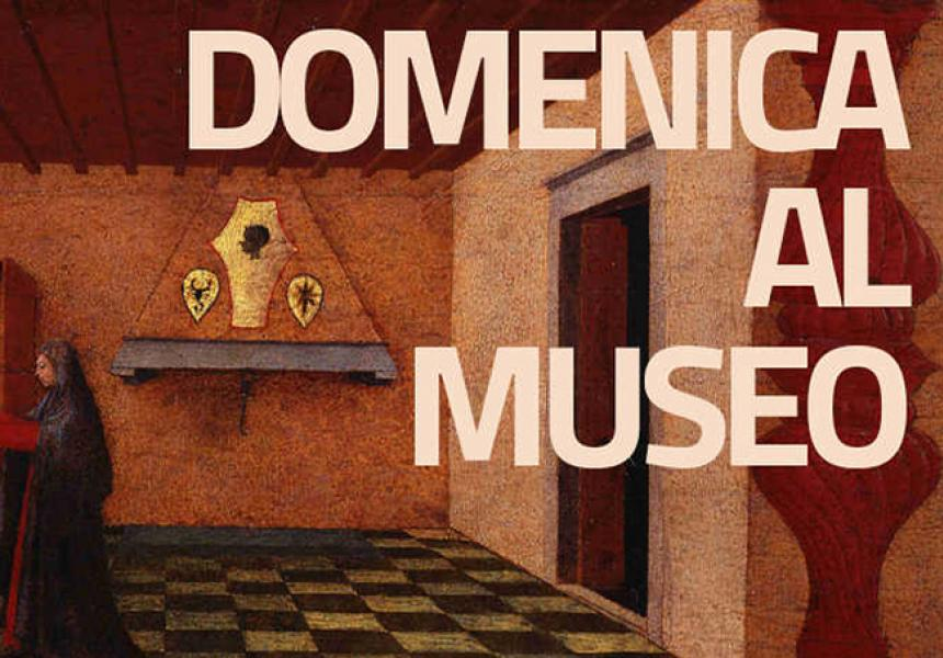 TORNANO LE DOMENICHE GRATUITE AL MUSEO!