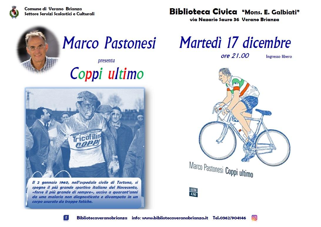 Marco Pastonesi presenta: Coppi Ultimo