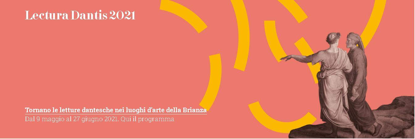 LECTURA DANTIS NEI LUOGHI D'ARTE DELLA BRIANZA.